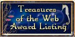 Treasures Of The Web Award Listing Badge