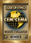 CEM/CEMA Code Of Ethics Badge